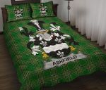 Ashfield Ireland Quilt Bed Set Irish National Tartan A7