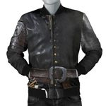 Athos Men's Bomber Jacket, The Musketeers TH79