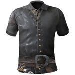 Athos Polo Shirt, The Musketeers TH79