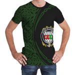 Atkinson Family Crest Unisex T-shirt Hj4