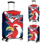 Australia Roosters Luggage Covers Rugby K4