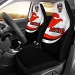 Austria Car Seat Covers Proud Version K4