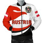 Austria Men's Bomber Jacket Proud Version K4