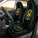 Avery Ireland Shamrock Celtic Irish Surname Car Seat Covers TH7