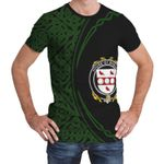 Bagley Family Crest Unisex T-shirt Hj4