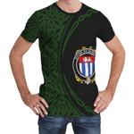 Bagwell Family Crest Unisex T-shirt Hj4