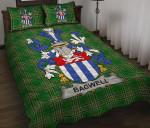 Bagwell Ireland Quilt Bed Set Irish National Tartan A7
