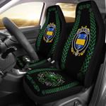 Baker Ireland Shamrock Celtic Irish Surname Car Seat Covers TH7