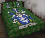 Balle Ireland Quilt Bed Set Irish National Tartan A7