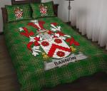 Bannon or O'Bannon Ireland Quilt Bed Set Irish National Tartan A7