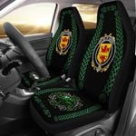 Barby Ireland Shamrock Celtic Irish Surname Car Seat Covers TH7