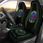 Bareth Ireland Shamrock Celtic Irish Surname Car Seat Covers TH7