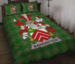 Barrington Ireland Quilt Bed Set Irish National Tartan A7