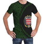BARRY Family Crest Unisex T-shirt Hj4