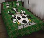 Basile Ireland Quilt Bed Set Irish National Tartan A7
