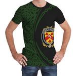 Bateman Family Crest Unisex T-shirt Hj4