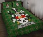 Bateson Ireland Quilt Bed Set Irish National Tartan A7
