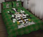 Batt Ireland Quilt Bed Set Irish National Tartan A7