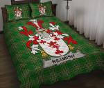 Beamish Ireland Quilt Bed Set Irish National Tartan A7