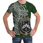Irish Family, Forster Family Crest Unisex T-Shirt Th45