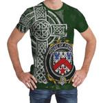 Irish Family, Fownes Family Crest Unisex T-Shirt Th45