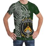 Irish Family, Fyan or Faghan Family Crest Unisex T-Shirt Th45