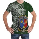 Irish Family, Galbraith Family Crest Unisex T-Shirt Th45