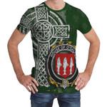 Irish Family, Galvin or O'Galvin Family Crest Unisex T-Shirt Th45