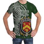 Irish Family, Gardiner Family Crest Unisex T-Shirt Th45