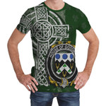 Irish Family, Goodman Family Crest Unisex T-Shirt Th45