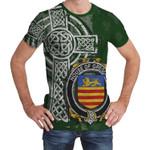 Irish Family, Gregory Family Crest Unisex T-Shirt Th45