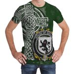 Irish Family, Guillim Family Crest Unisex T-Shirt Th45