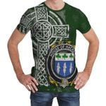 Irish Family, Hackett Family Crest Unisex T-Shirt Th45