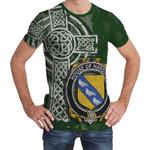 Irish Family, Harding Family Crest Unisex T-Shirt Th45
