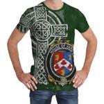 Irish Family, Hardy Family Crest Unisex T-Shirt Th45