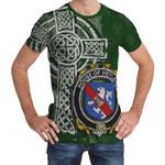 Irish Family, Heyland Family Crest Unisex T-Shirt Th45