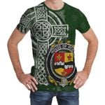 Irish Family, Hicks Family Crest Unisex T-Shirt Th45