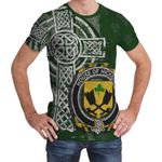 Irish Family, Hickson Family Crest Unisex T-Shirt Th45