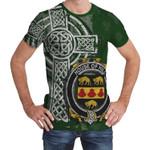 Irish Family, Hill Family Crest Unisex T-Shirt Th45