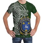 Irish Family, Holland Family Crest Unisex T-Shirt Th45