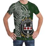 Irish Family, Howlett or Hewlett Family Crest Unisex T-Shirt Th45