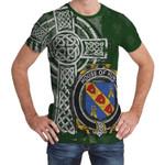Irish Family, Hunt Family Crest Unisex T-Shirt Th45