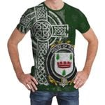 Irish Family, Irwin Family Crest Unisex T-Shirt Th45