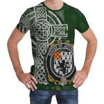 Irish Family, Jeffreys Family Crest Unisex T-Shirt Th45