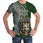 Irish Family, Jolley or Jolly Family Crest Unisex T-Shirt Th45