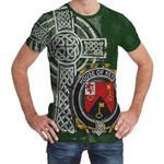 Irish Family, Keyes Family Crest Unisex T-Shirt Th45
