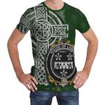 Irish Family, Lambe Family Crest Unisex T-Shirt Th45