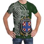 Irish Family, Larkin or O'Larkin Family Crest Unisex T-Shirt Th45