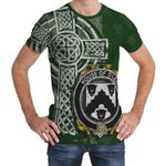 Irish Family, Lee or O'Lee Family Crest Unisex T-Shirt Th45