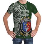 Irish Family, Legg or Legge Family Crest Unisex T-Shirt Th45